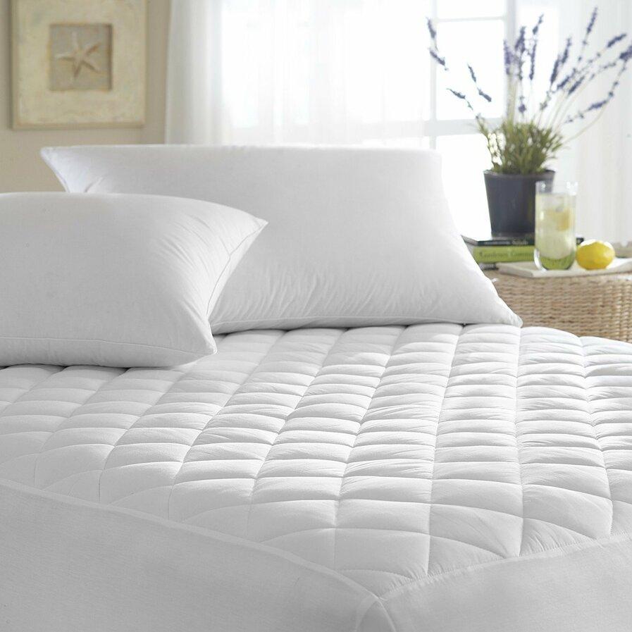natural latex mattress topper wayfair