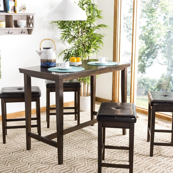 Vandermark 5 Piece Pub Table Set by Red Barrel Studio