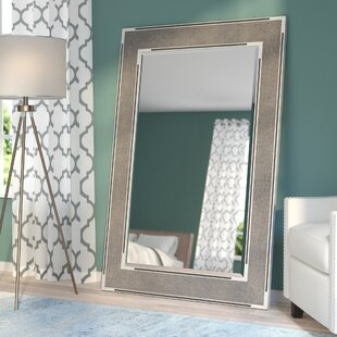 House of Hampton Brodbeck Oversized Wall Mirror