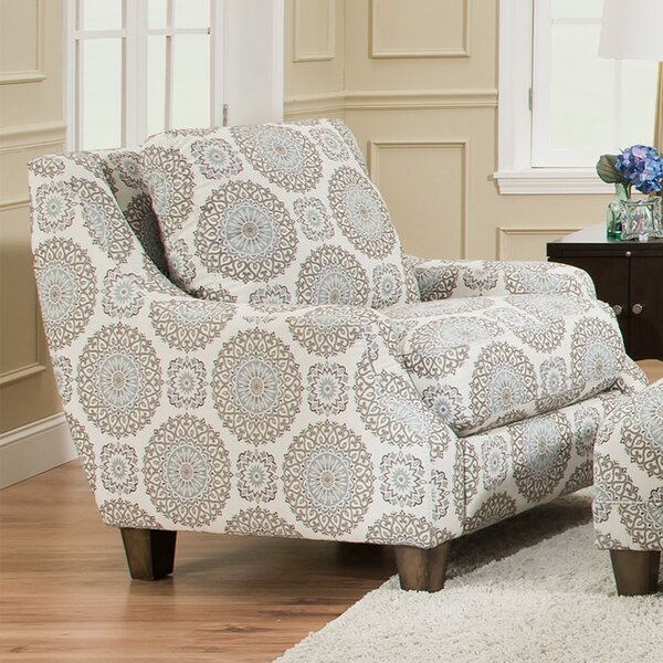 Allenside Armchair by World Menagerie