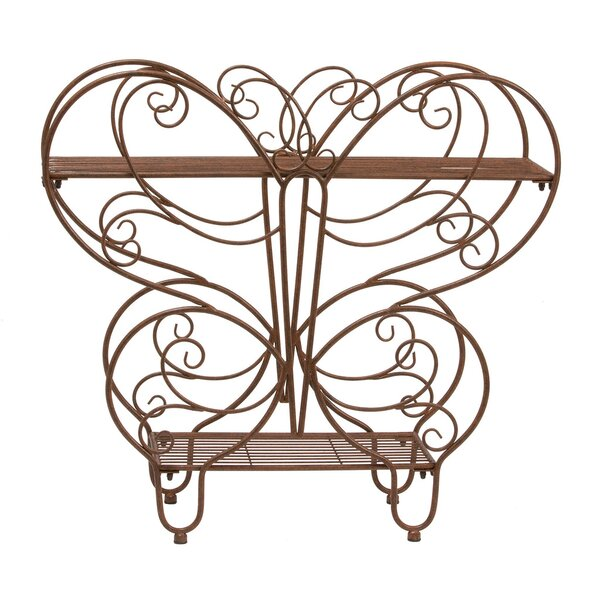 Butterfly Plant Stand by Deer Park Ironworks