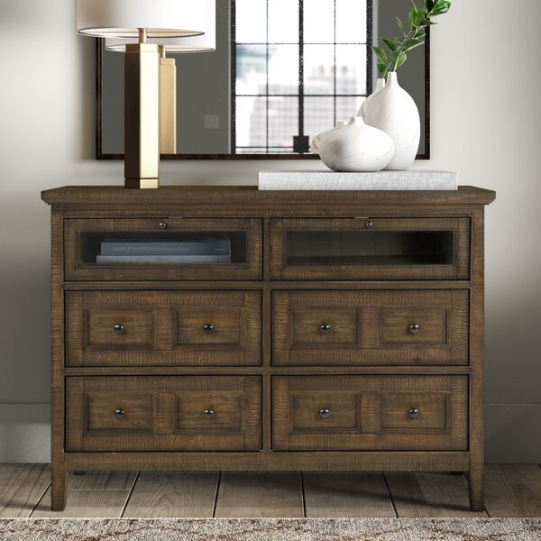 Review Firth 4 Drawer Media Chest