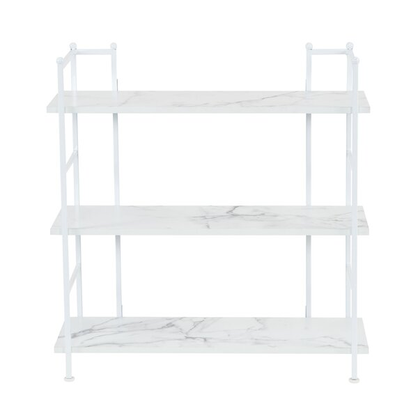 Rhiannon Wide 29.92 W x 30.91 H Bathroom Shelf by Rebrilliant