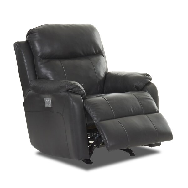 Torrance Recliner with Headrest and Lumbar Support by Red Barrel Studio