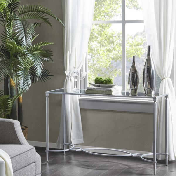 Turner Console Table by Madison Park Signature Madison Park Signature