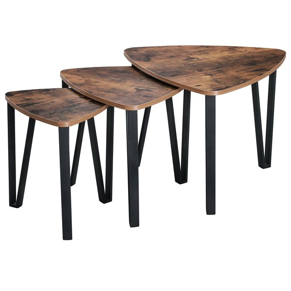 Ellert 3 Piece Nesting Tables (Set Of 3) By Williston Forge