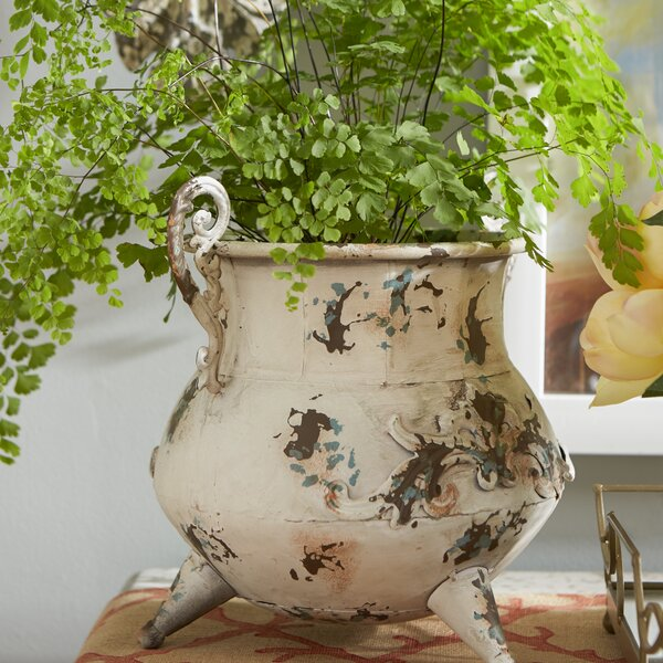 Aureliana Iron Vase by Ophelia & Co.