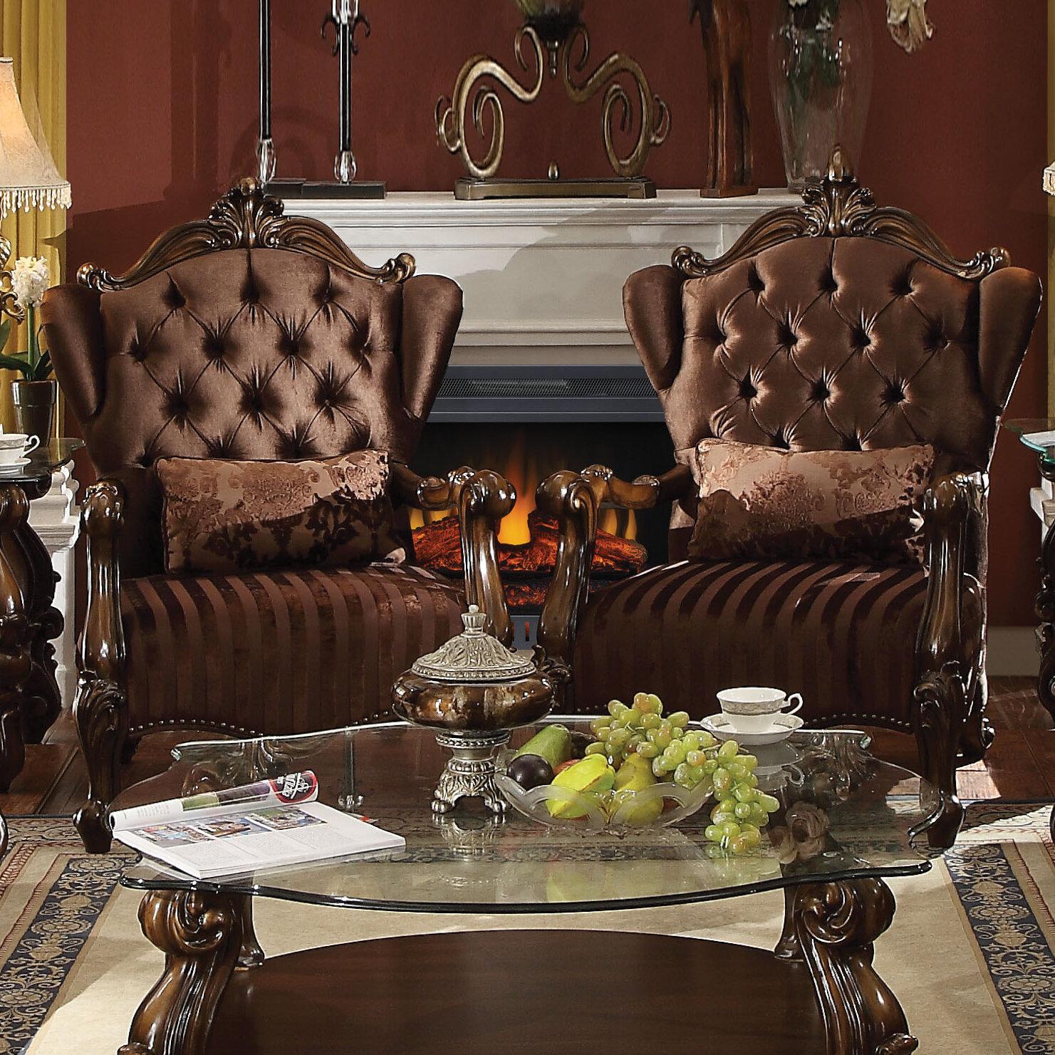 Astoria Grand Welton Wingback Chair | Wayfair