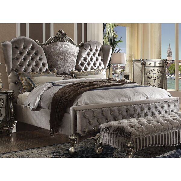 Tanner Upholstered Standard Bed by Astoria Grand