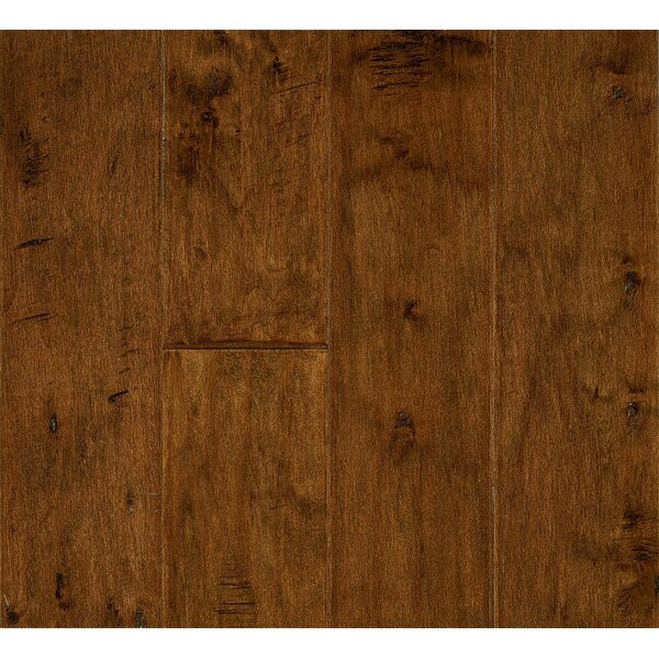 5 Engineered Maple Hardwood Flooring in Spice Chest by Armstrong Flooring