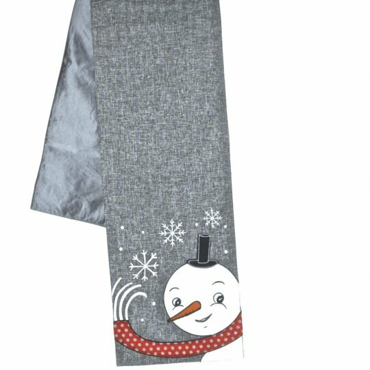 Snowman Table Runner by The Holiday Aisle