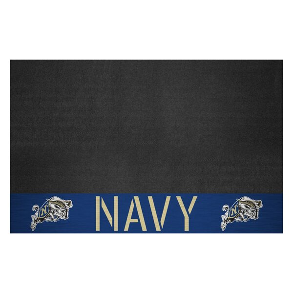 U.S. Naval Academy Grill Mat by FANMATS