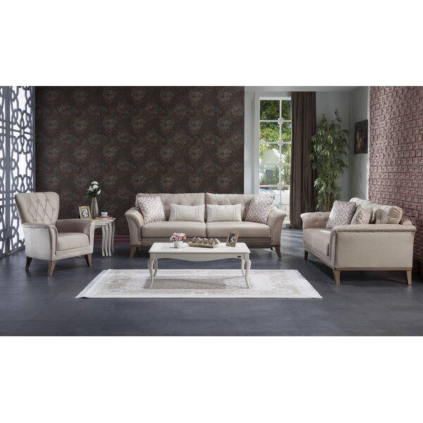 Dekora Configurable Living Room Set by One Allium Way