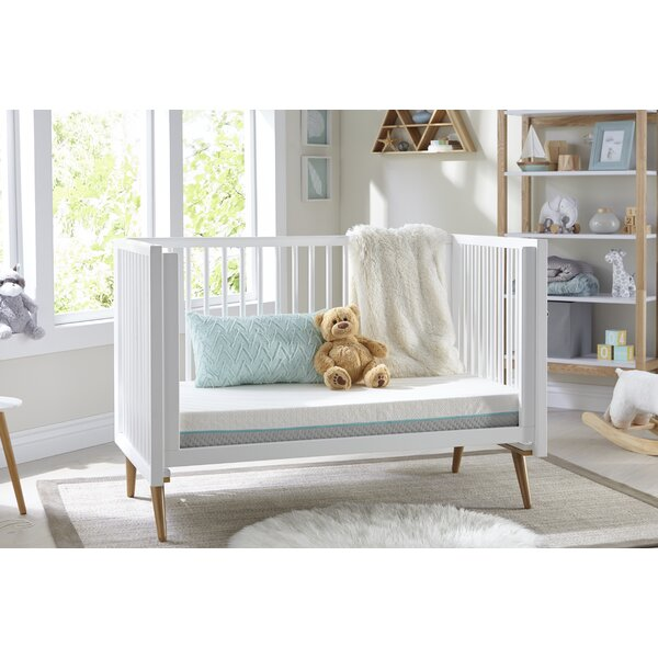 Tempur-Dream Baby 2-Stage Waterproof Standard Crib and Toddler Mattress by Tempur-Pedic