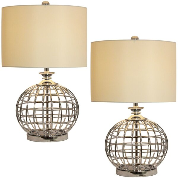 27 Table Lamp (Set of 2) by Urban Designs