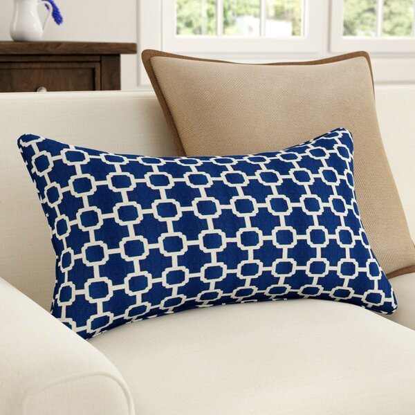 Anabella Indoor/Outdoor Lumbar Pillow (Set of 2) by Willa Arlo Interiors