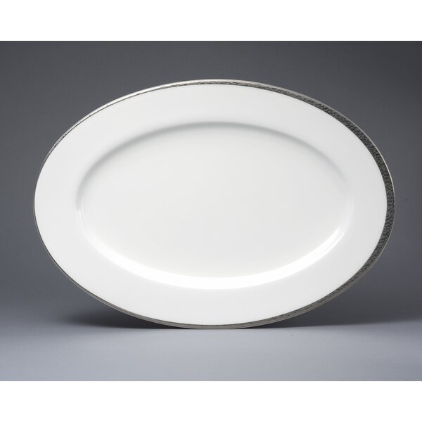 Cabria Oval Platter by Oneida