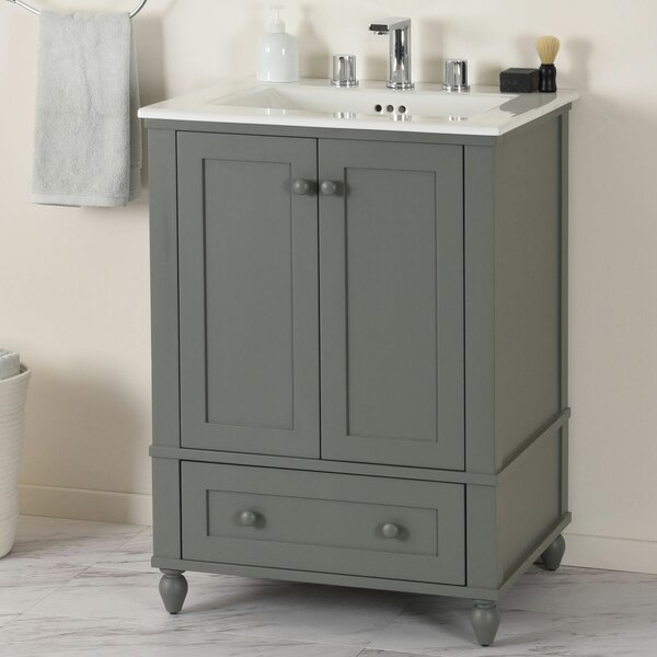Potomac 31 Single Bathroom Vanity Set by Andover Mills
