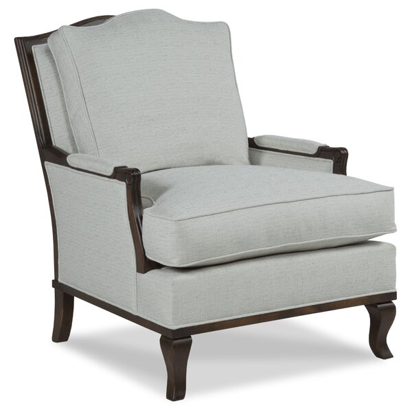 Kimberly Armchair and Ottoman by Fairfield Chair