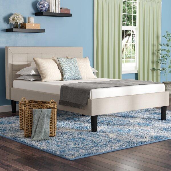 Chosposi Upholstered Platform Bed By Ebern Designs