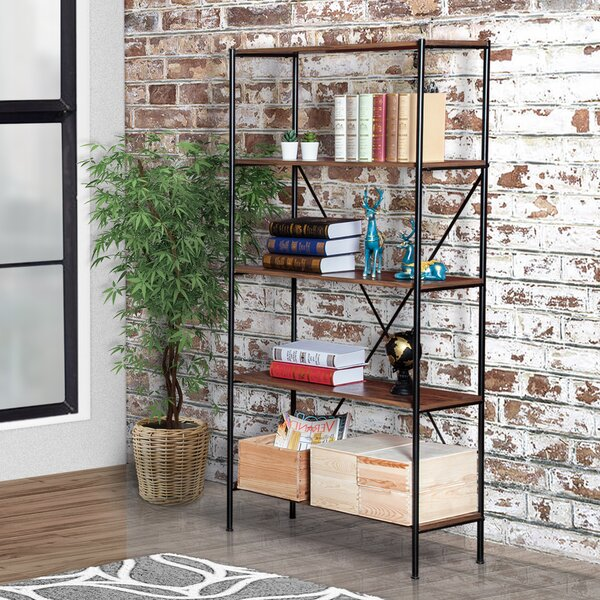 Orman Etagere Bookcase By Williston Forge