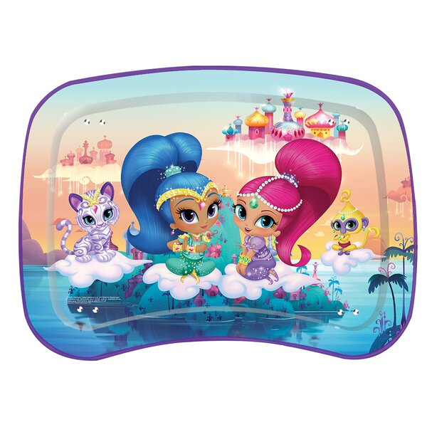 Shimmer and Shine Kids Snack and Play Tray by Commonwealth| @ $28.99