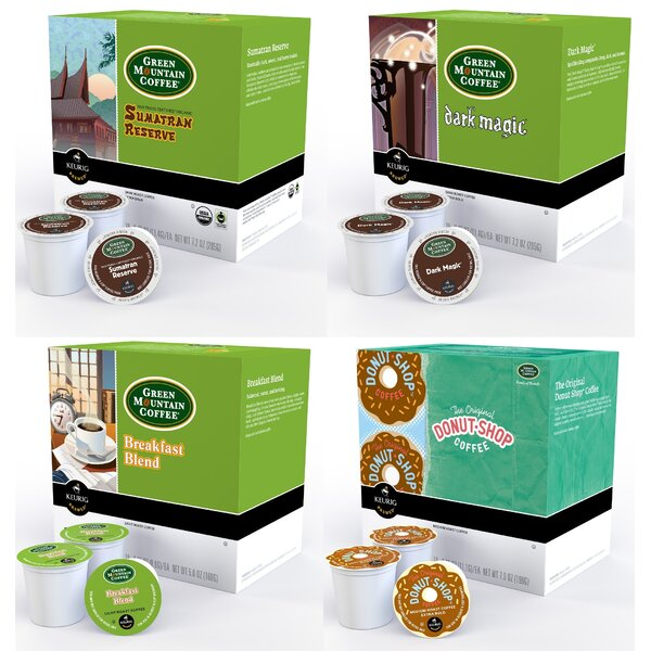K-Cup Variety Bundle (72 Count) by Keurig