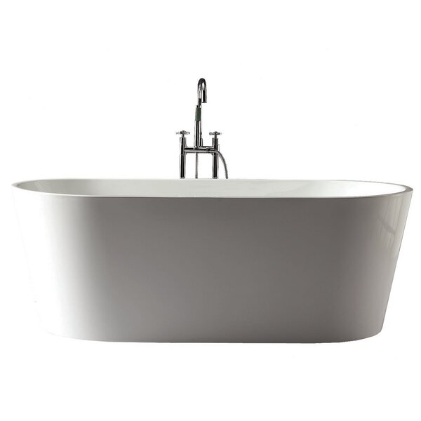 Kate 67 x 31.5 Free-Standing Tub by Jade Bath