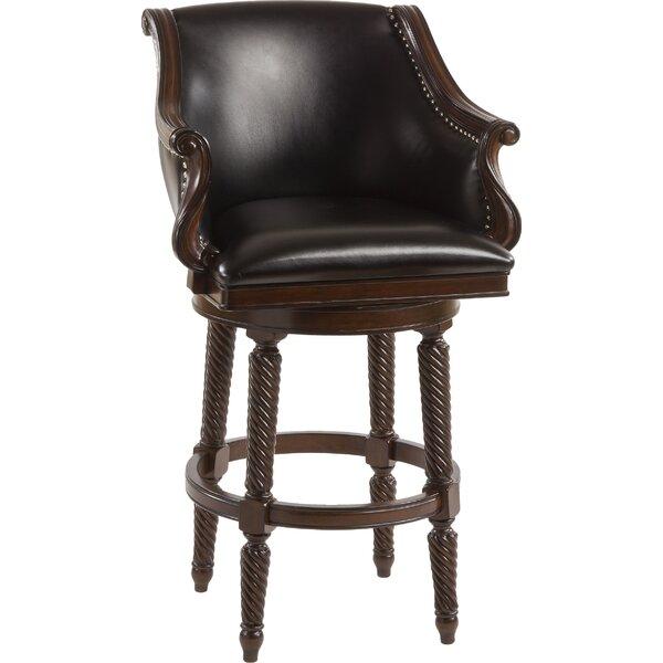 Hepburn 30 Swivel Bar Stool by Hillsdale Furniture