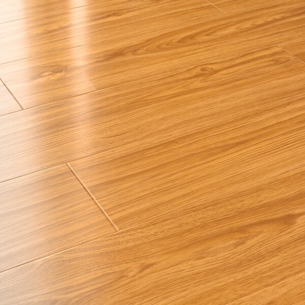5 x 48 x 12mm Pine Laminate Flooring in American Oak by Kronoswiss