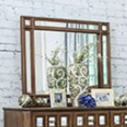 Lia Rectangular Dresser Mirror by A&J Homes Studio