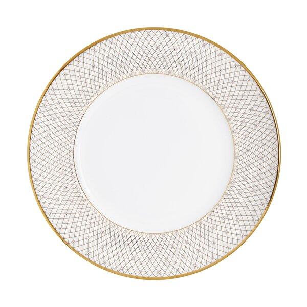 Princess Gold Bone China 8.5 Salad Plate