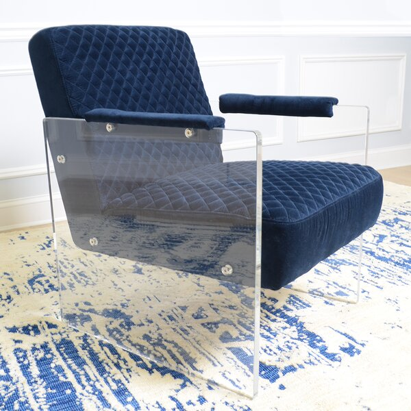 Tribecca Armchair by Pasargad