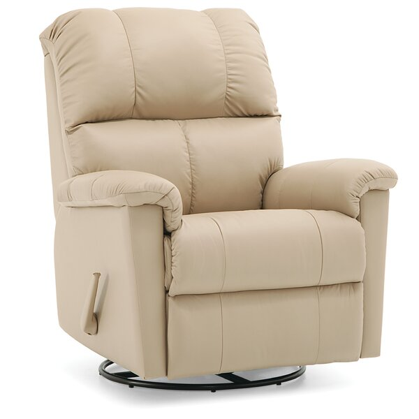 Gilmore Leather Power Rocker Recliner by Palliser