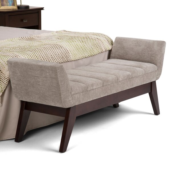 Langdon Upholstered Bench by Simpli Home