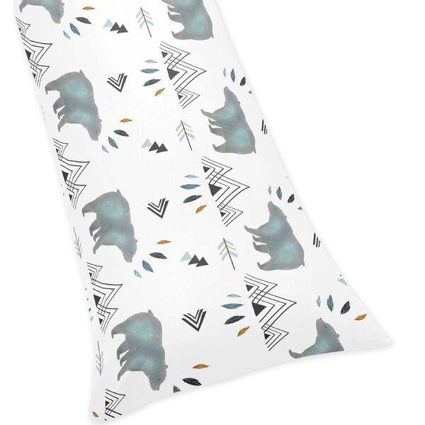 Bear Mountain Body Pillow Case by Sweet Jojo Designs