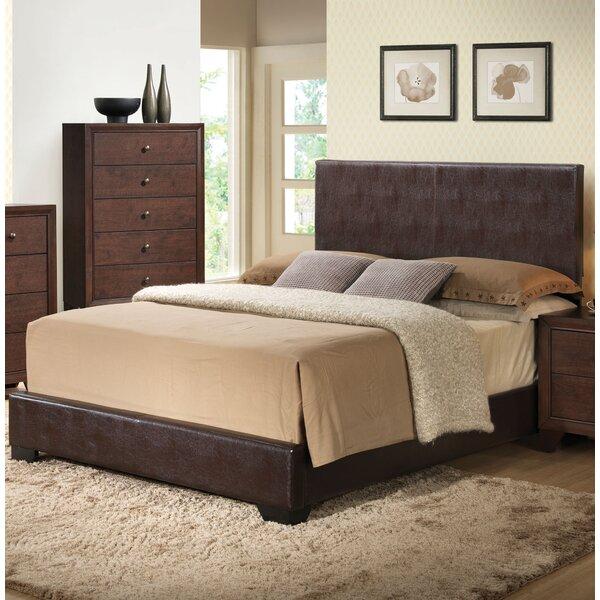 Oge Upholstered Standard Bed by Winston Porter