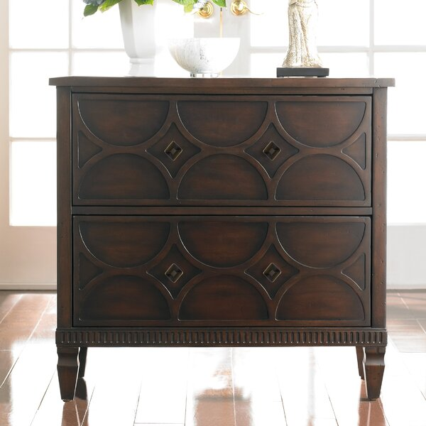 Sheridan 2 Drawer Chest by Hooker Furniture