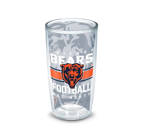 NFL 16 oz. Plastic Every Day Glass by Tervis Tumbler