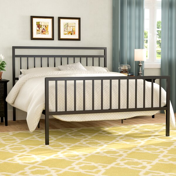 Glendale Modern Platform Bed by Charlton Home