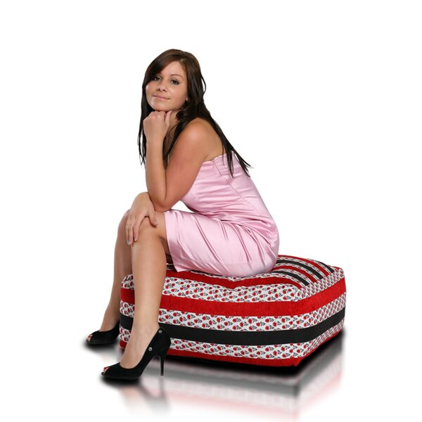 Large Bean Bag Chair By Furini