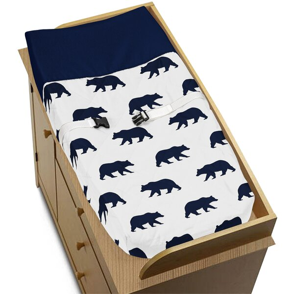 Big Bear Changing Pad Cover by Sweet Jojo Designs