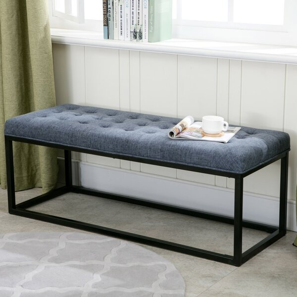 Vera Wood Bench by Porthos Home