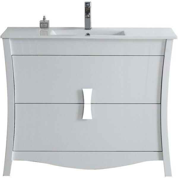 Bow 47 Bathroom Vanity Set by American Imaginations