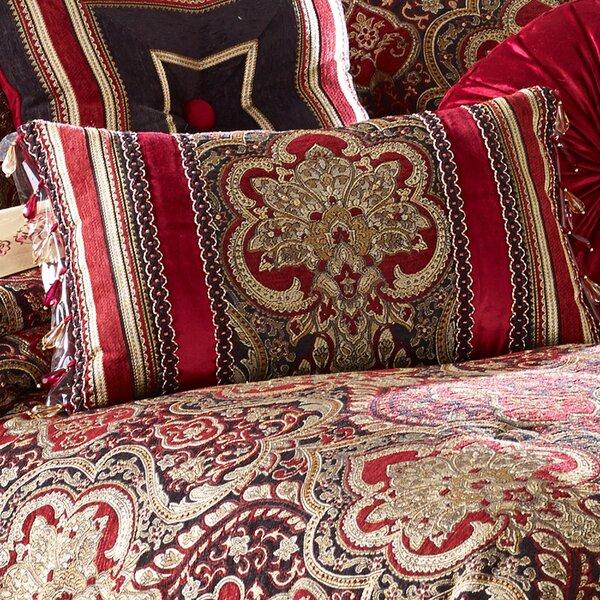 Bloomfield Boudoir Pillow by Astoria Grand