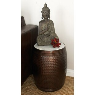 Price Check Metal and Marble End Table ByCole & Grey