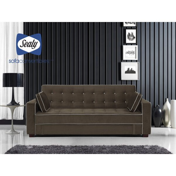 Modern Brand Belize Sleeper by Sealy Sofa Convertibles by Sealy Sofa Convertibles