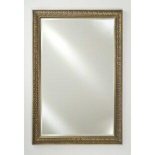 Charlton Home Eagle Plain Mirror