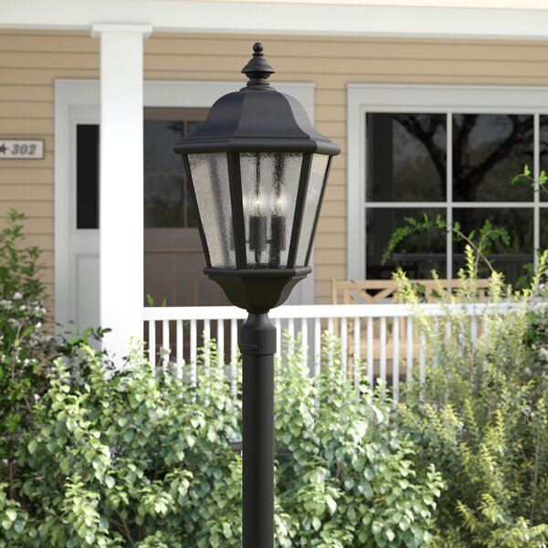 Christiane 4-Light Lantern Head by Darby Home Co