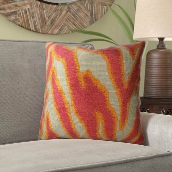 Roberson Handmade Luxury Pillow by Bloomsbury Market